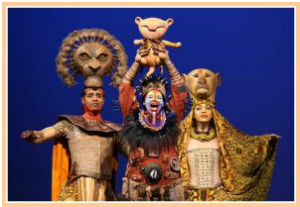 Broadway-The Lion King